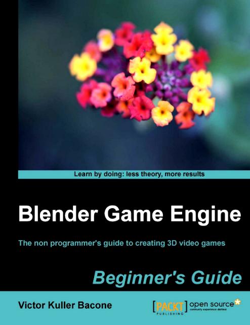Blender Game Engine Cover