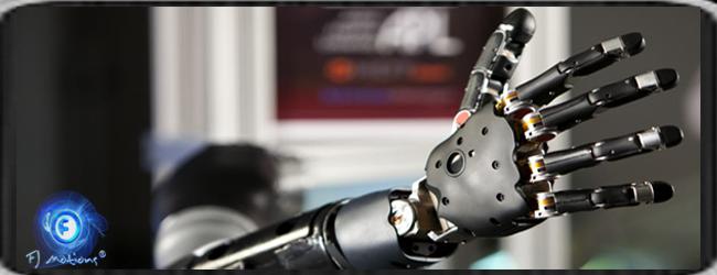 Lengan Robot yang dikontrol lewat Fikiran
