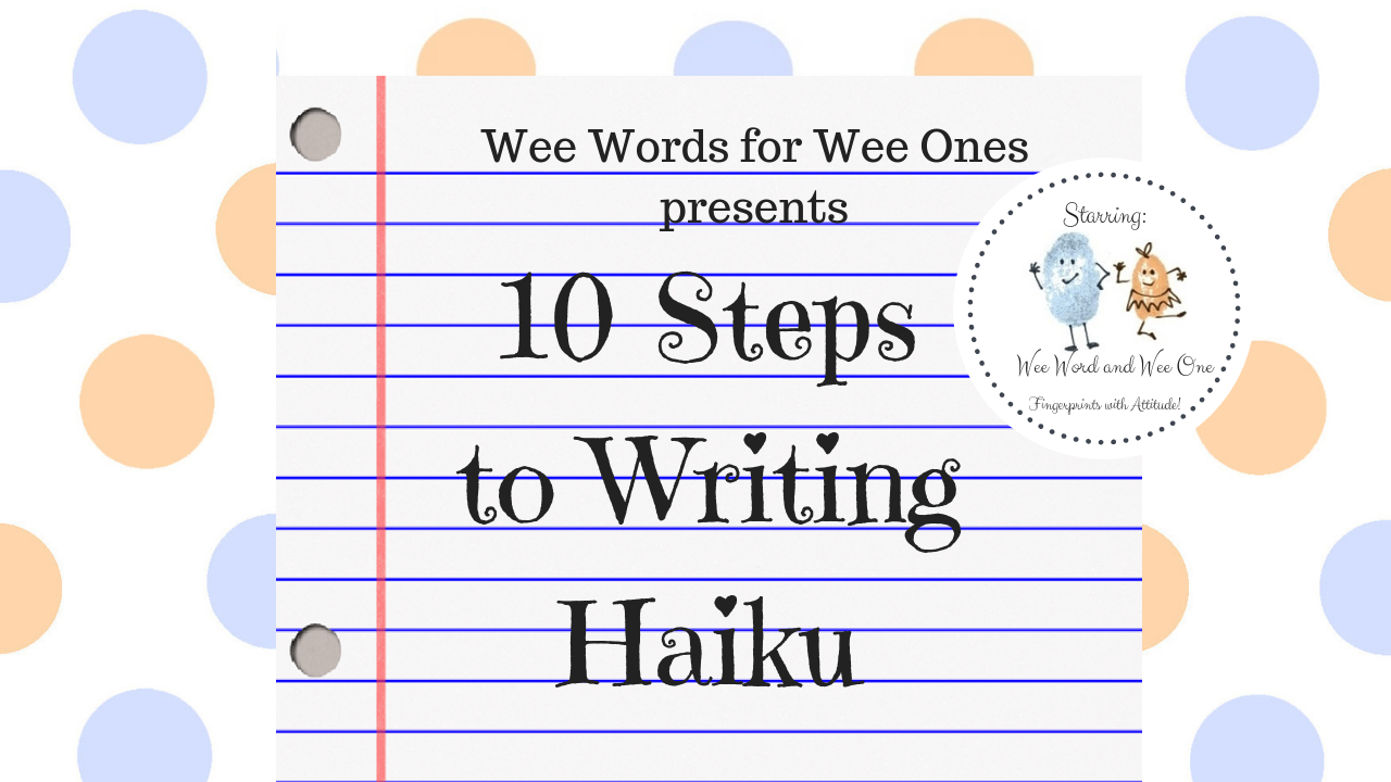 10 Steps to Writing Haiku video...