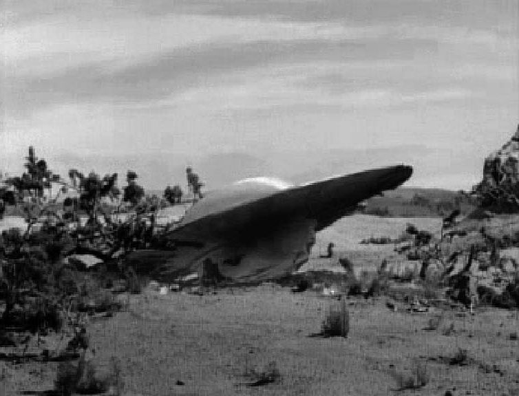 ufo crash 1947 - photo #7