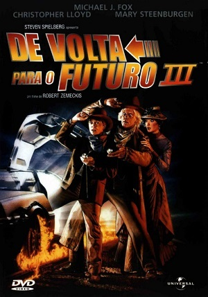 De Volta Para o Futuro 3 Filmes Torrent Download capa