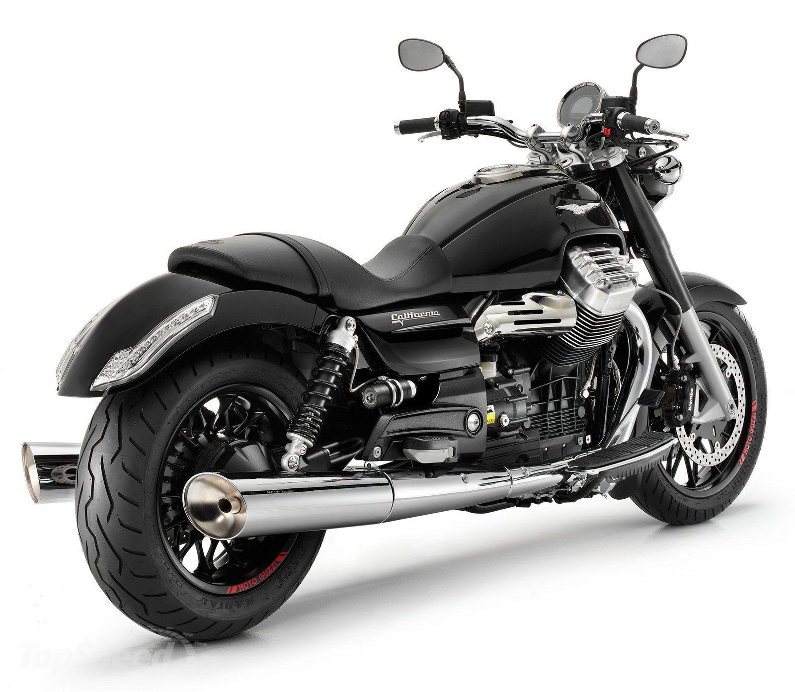 in moto 2013 Moto Guzzi Califórnia 1400 personalizado