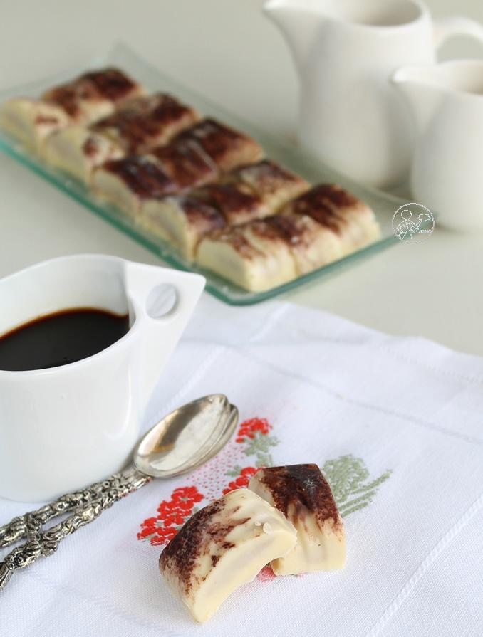 cioccolatini al cappuccino di gianluca aresu