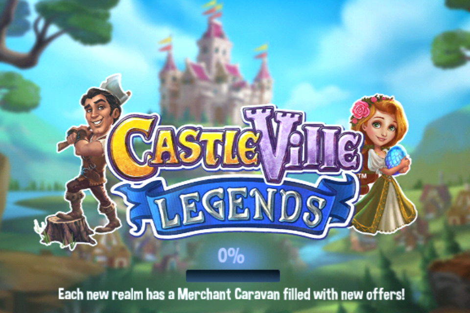 CastleVille Legends Hack Cheats Unlimited Gems Unlimited Gold v1.3.20