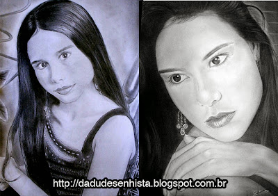 Desenhos realista - Eduardo Almeida