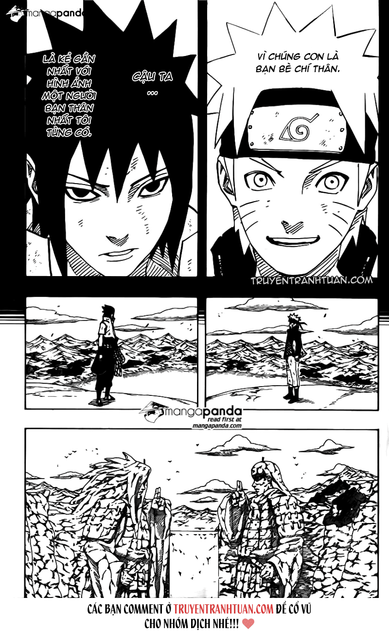 Naruto - Chapter 694 - Pic 18