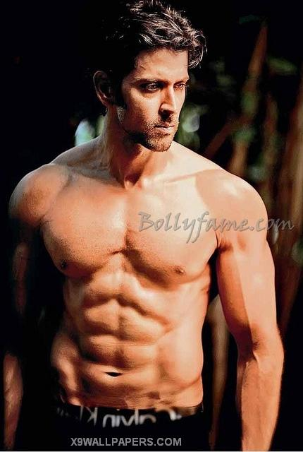 Hrithik Roshan Body Wallpapers 2012 | X9Wallpapers