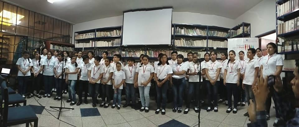 Sinfonía por el Perú núcleo Ica