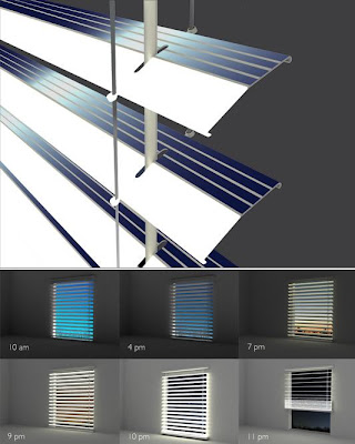 Creative Window Blinds and Modern Window Blinds Designs (15) 3