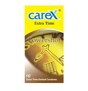 Carex Power Shot Condoms