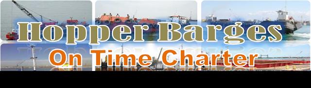 Split Bottom Hopper Barges, Self propelled Hopper Barges, Hopper Barge, Dumb Barges