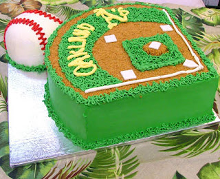 Baseball Cakes For Kids