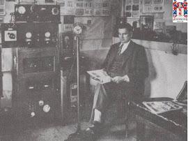 Primer radioaficionado pontevedrés