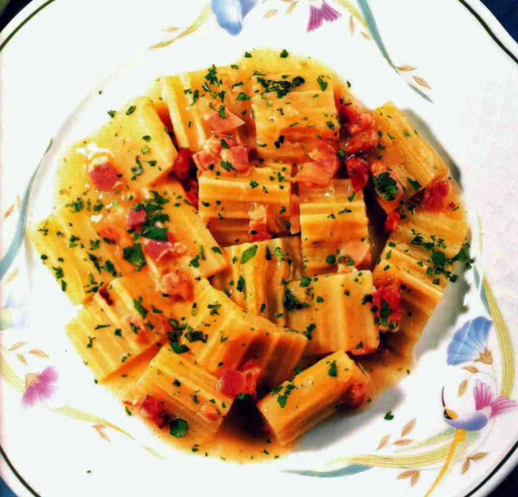 Recetas de la cocina de lina cardo a la navarra receta - Cocina navidena espanola ...