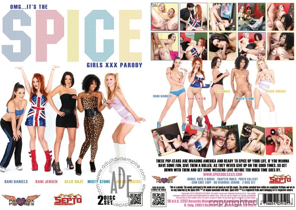 [DVDRip] OMG It's The Spice Girls XXX Parody XXX DVDRip x264   UPPERCUT Porn Videos, Porn clips and Hottest Porn Videos from Porn World