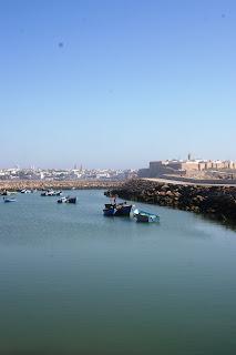 Vista a Rabat desde Salé. Julio 2011
