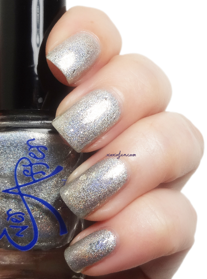 xoxoJen's swatch of Ever After Time Warp