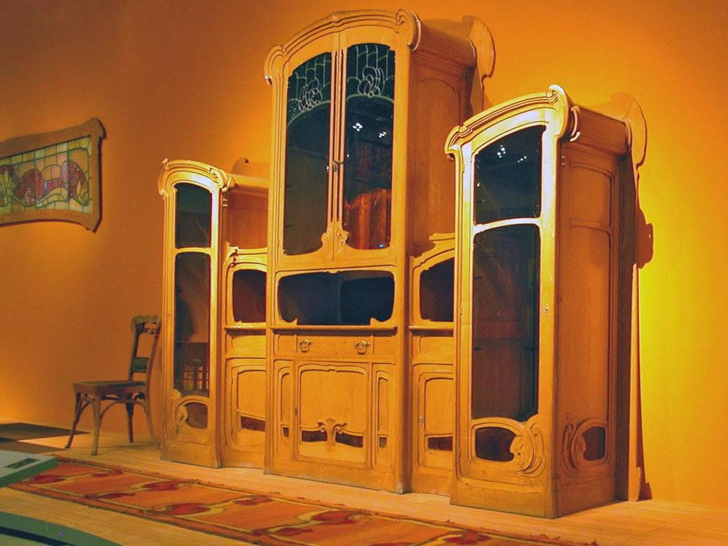 Viktors Ortā (Victor Horta, mēbeļu dizaineris.