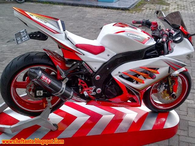 Gallery Foto Modifikasi Motor Yamaha Mx Baru