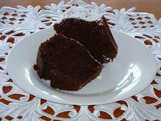 Tarta de cacao (Porción)