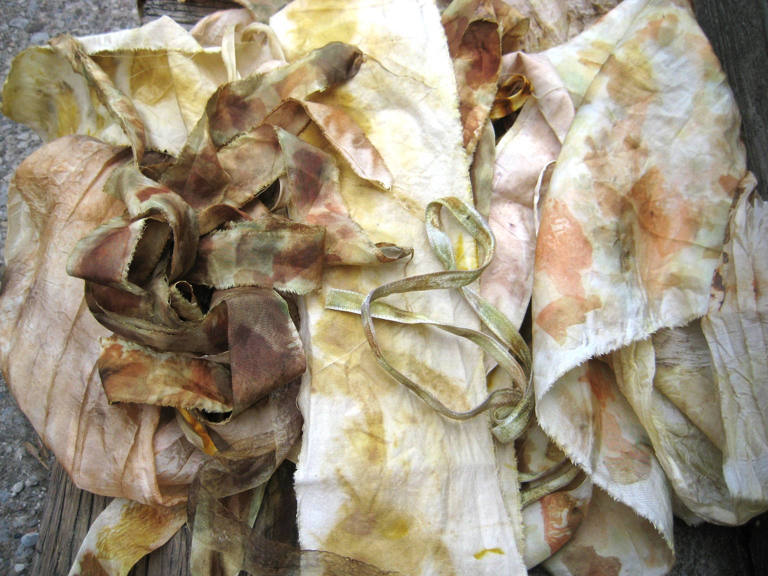 Destination unknown coffee tea and onion skins with lorri scott - Unknown uses for an onion ...