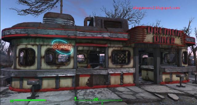 Cara membuat Fullscreen Fallout 4 pada VGA tertentu