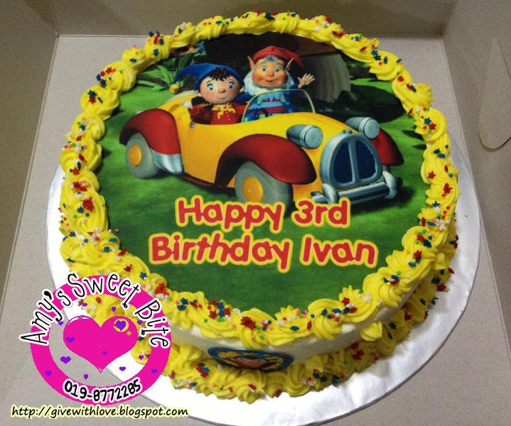 Amys Sweet Bite Birthday Cake New York cheesecake with