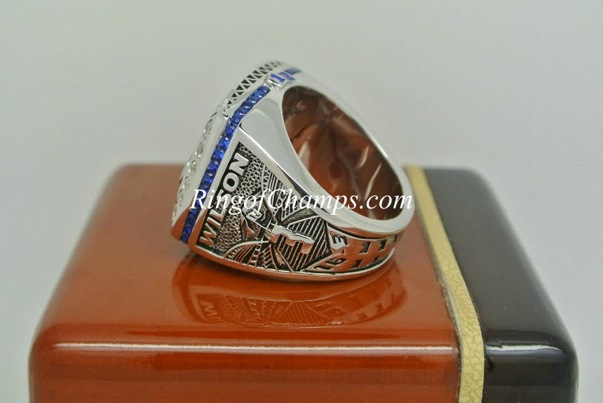Surper Bowl ring - 2013 Seattle Seahawks championship ring