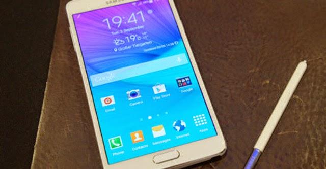Galaxy Note 4 xách tay từ 16,5 – 17,5 triệu đồng