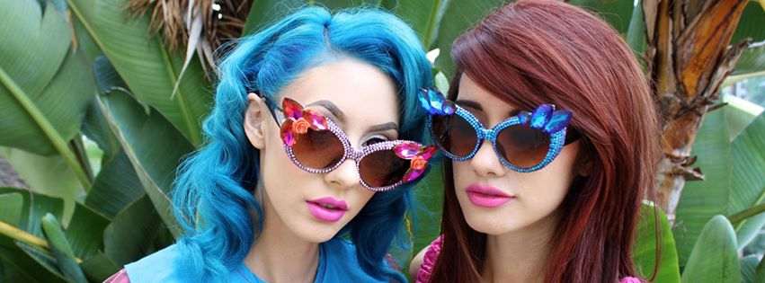 Statement Glasses, Statement Sunglasses, DIY, DIY FAshion, DIY Statement Sunglasses, Make your own fashion, Crafts, Beauty, Fashion, Kitchy fashion, Sunglasses, Designer Sunglasses, red alice rao, redalicerao