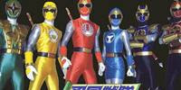 assistir - Ninpuu Sentai Hurricaneger 51 - online