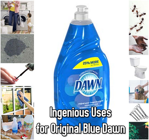 Ingenious Uses for Original Blue Dawn