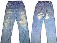 Akibat Memakai Seluar Jeans Tiruan