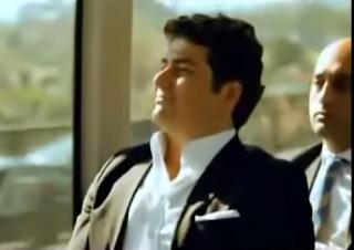 Vatan Şaşmaz'ın oynadığı İETT reklamı