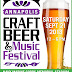 Press Release 1: Annapolis Craft Beer & Music Festival