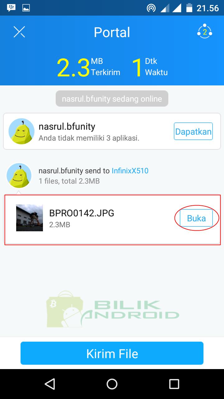 ... Mengirim File Dengan Cepat Tanpa Bluetooth | Mp3 Music Free Download