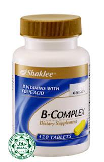 shaklee b complex