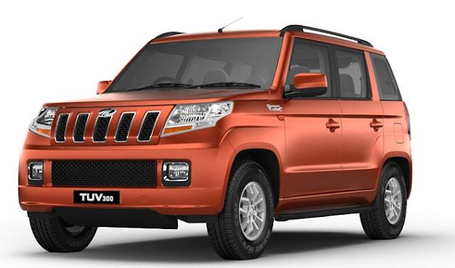 mahindra-tuv300-car மஹிந்திரா டியூவி300 எஸ்யூவி - கார் விமர்சனம்