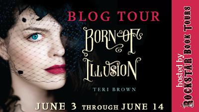 Born of Illusion Blog Tour