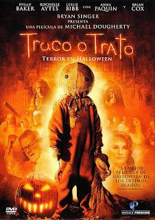 Terror en Halloween / Truco o Trato Poster