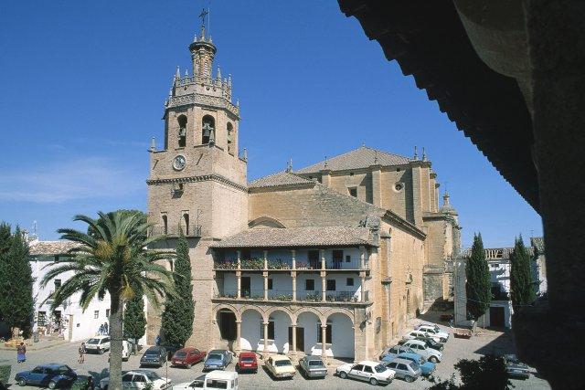 Iglesia de Santa Maria de Ronda viajes y turismo