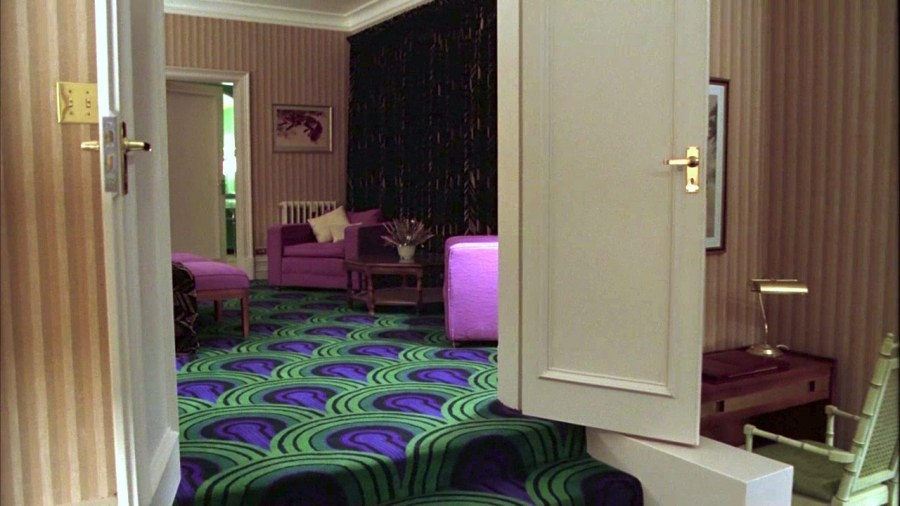 The Casual Connoisseur Blog: THE ROOM 237 HAT...