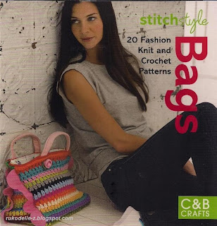 20 Fashion Knit and Crochet Patterns Bags