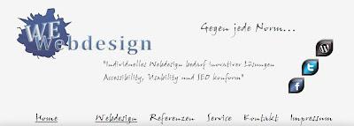 Webdesign Webseitenerstellung