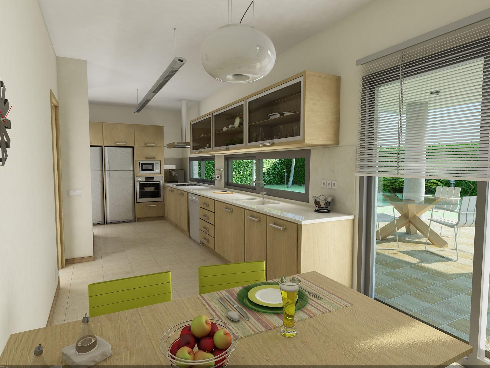 Curso online:Revit Architecture: 11.6. Familias: Cocinas II
