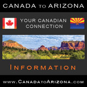 Canada To Arizona
