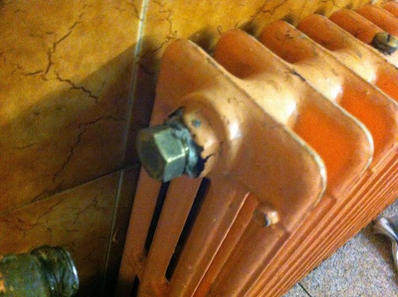 Reparación urgente de fontanería