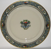 Lenox China Autumn Pattern2