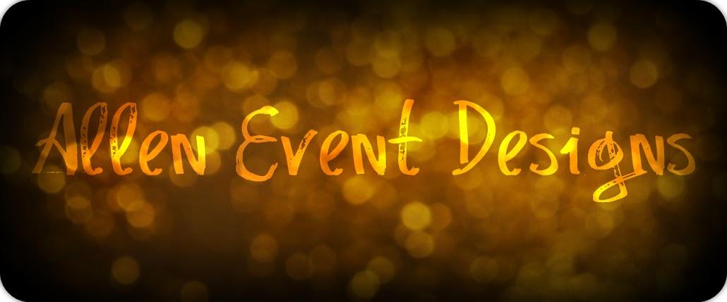 Allen Event Designs