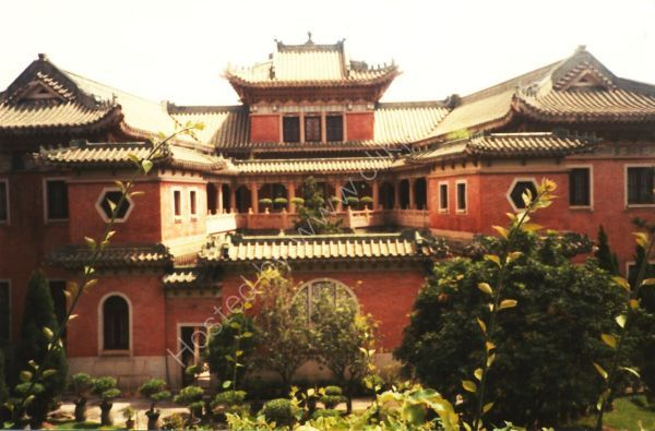 Chinese Style House House Affair
